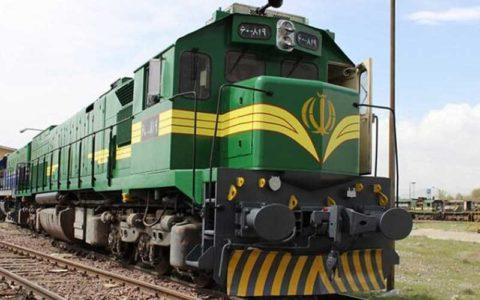 خروج قطار از ریل در مسیر زاهدان به تهران