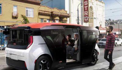 خودرو برقی و خودران جنرال موتورز کروز اوریجین رونمایی شد