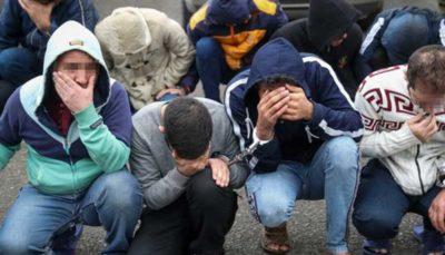 دستگیری ۴ دلال دارو در حوالی خیابان ۱۳ آبان