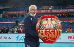 دعوت داور بینالمللی والیبال ایران به المپیک توکیو