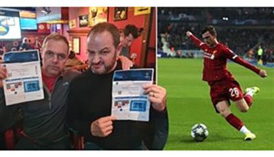 دلجویی جالب باشگاه خنت از گیجهای لیورپولی هواداران لیورپول, لیگ قهرمانان اروپا, شهر خنت