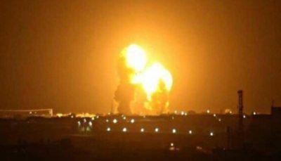 دهها موشک ایرانی به پایگاه آمریکایی «عینالاسد» در عراق شلیک شد