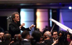 رهبر تازهترین اجرای ارکستر سمفونیک تهران تغییر کرد