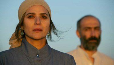 رونمایی از اعلان فیلم نیکی کریمی فیلم سینمایی, آتابای, نیکی کریمی