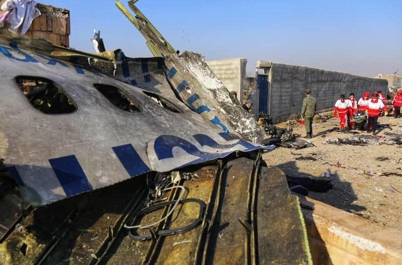 سانحه هوایی اوکراین سانحه هواپیمای اوکراینی, هواپیمای اوکراین