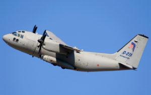 سقوط یک هواپیمای ترابری نظامی آمریکا در عراق