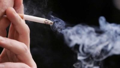 سیگار کشیدن افسردگی می آورد