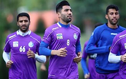 فرشید اسماعیلی بازی با الکویت را از دست داد