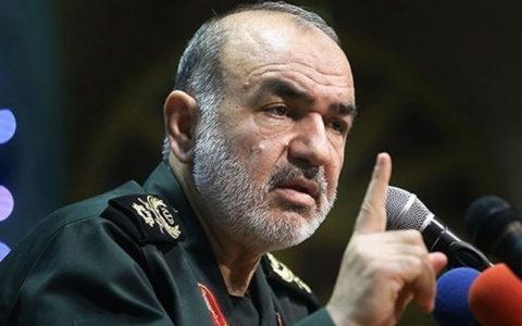 فرمانده کل سپاه: پروژه جنگ بسته شد