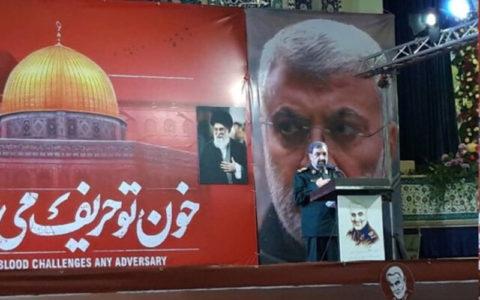 محسن رضایی: با آمریکا و اسرائیل حتماً سرشاخ خواهیم شد