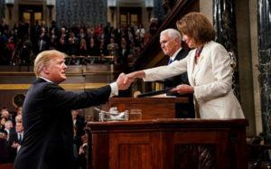 نبرد ترامپ و پلوسی بر سر ایران؛ برنده کیست؟ کنگره, نانسی پلوسی, دونالد ترامپ
