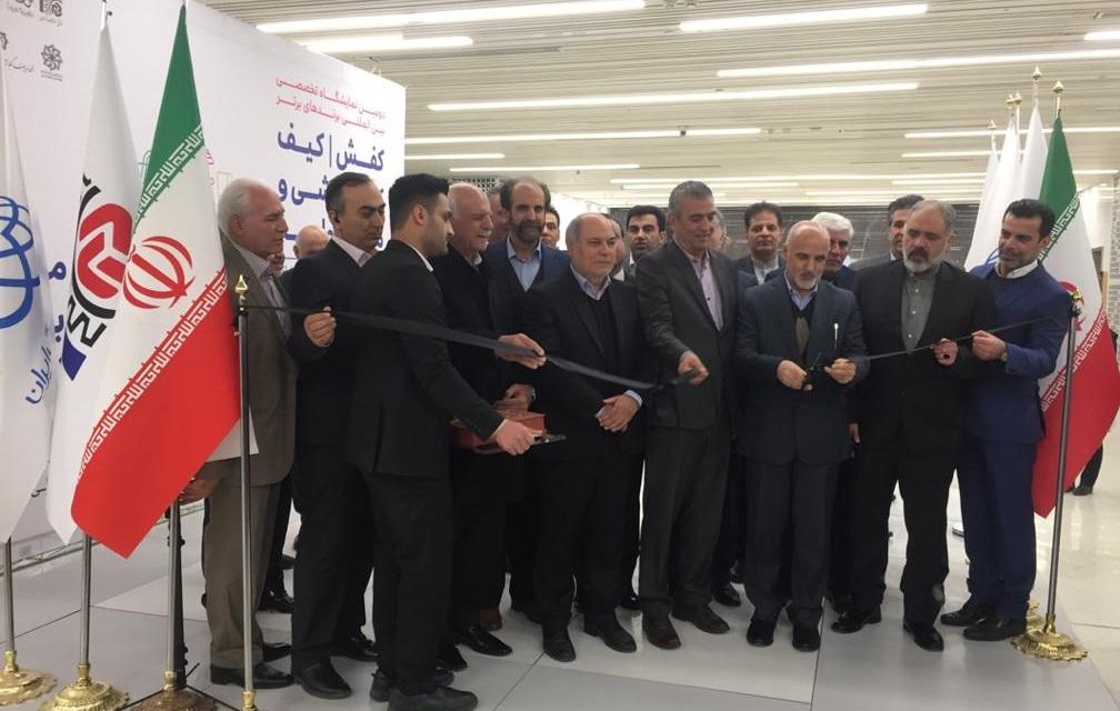 حضور بهترین تولیدکنندگان داخلی صنعت کفش در مرکز نمایشگاهی بازار بزرگ ایران