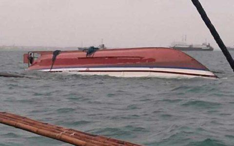 واژگونی قایق مهاجران در آبهای ترکیه