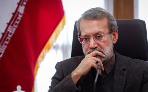 واکنش لاریجانی به ماجرای سقوط هواپیمای اوکراینی