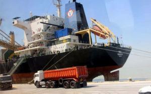 پهلوگیری محموله ۵۰ هزار تنی شکر در بندر امام ره کشتیرانی, کالاهای اساسی