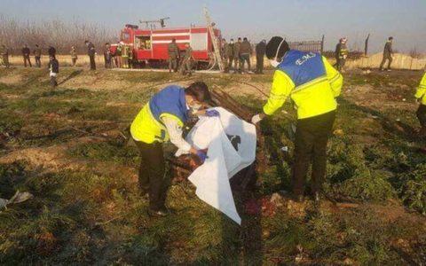 پیکر ۵۷ جانباخته حادثه سقوط هواپیما تحویل خانواده ها شد