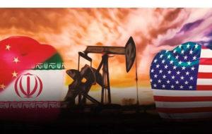 چین در سال 2019 حدود 15 میلیون تن نفت از ایران خرید