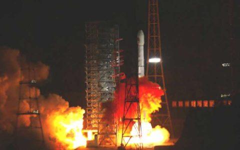 چین ماهواره مرموز به مدار زمین فرستاد