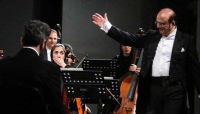 کنسرت «حاشیهها» در تالار وحدت صهبایی شهرداد روحانی فرار کرد کنسرت, تالار وحدت, ارکستر سمفونیک