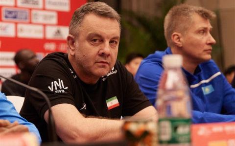کولاکوویچ: در المپیک، بدترین شرایط تمرین، زندگی و حمل و نقل را دارید