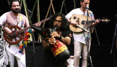 کنسرت گروه «لیان» بوشهر در تالار وحدت