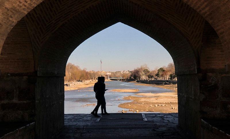 014 4 سد زایندهرود, محیط زیست, اصفهان