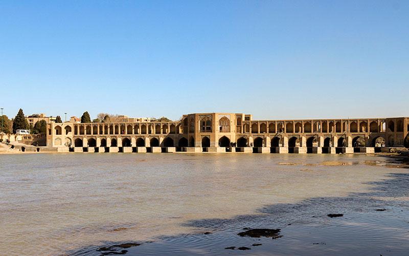 02 11 سد زایندهرود, محیط زیست, اصفهان