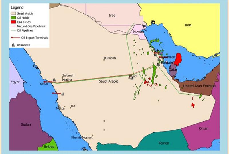 0213 1 شهر بندری دمام, حملات پهبادی, عربستان سعودی