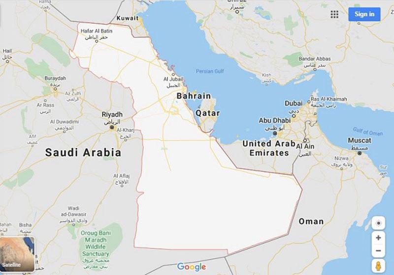 02563 1 شهر بندری دمام, حملات پهبادی, عربستان سعودی