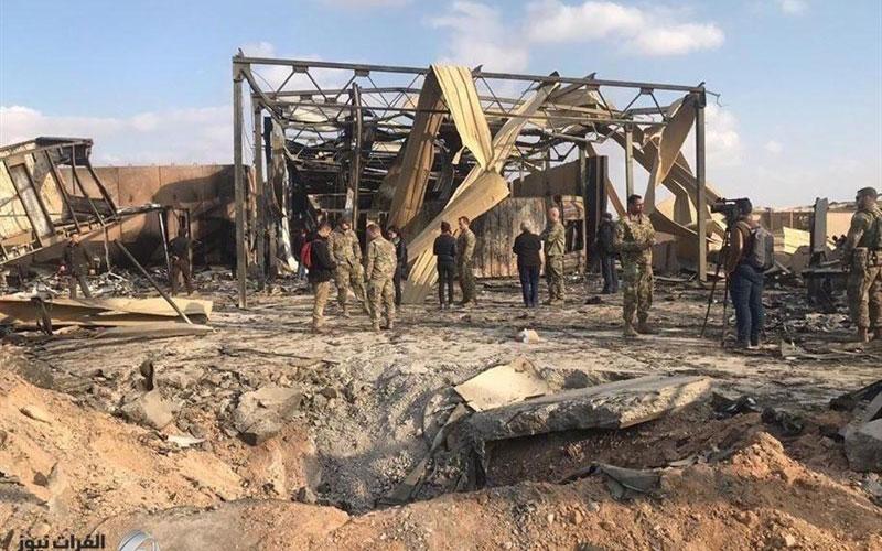 آمریکا: ۱۱ نظامیبر اثر حمله موشکی سپاه به عین الاسد زخمیشدند