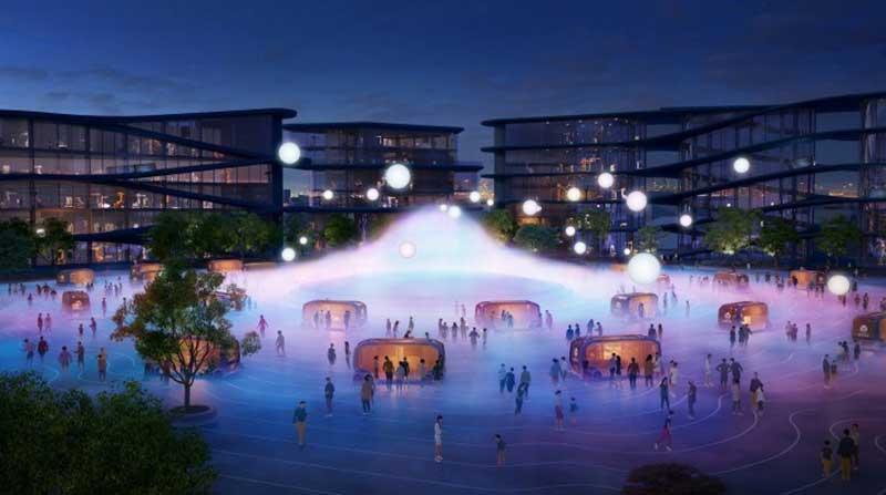«شهر تمام هوشمند تویوتا» ساخته میشود