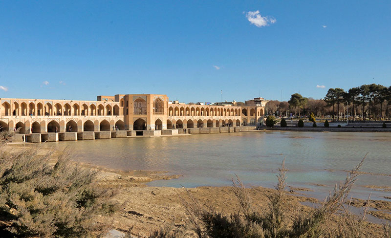 26 1 سد زایندهرود, محیط زیست, اصفهان