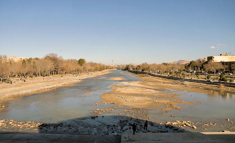 27 3 سد زایندهرود, محیط زیست, اصفهان