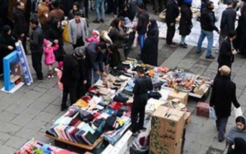 5 دلیل حضور دوباره دستفروشان در خیابانهای پایتخت