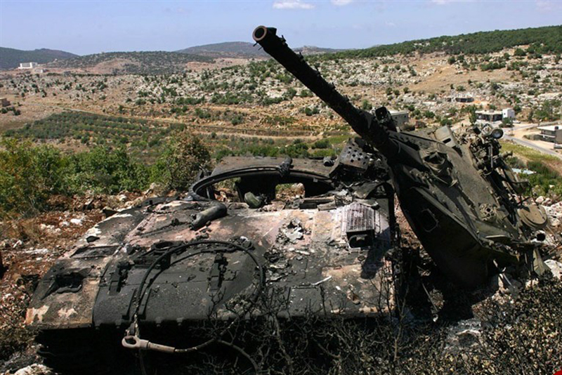 موشک ضد زره دهلاویه؛ نابودگر تانکهای مرکاوا و آبرامز ( فیلم وعکس)