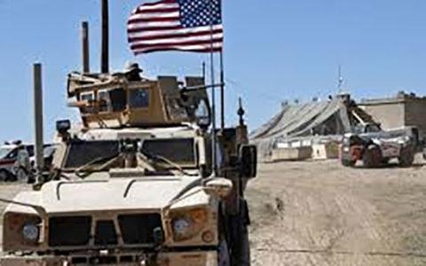 آمریکا پایگاه نظامی جدید در سوریه برپا می کند