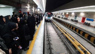 شیوه نامه استفاده از متروها با رویکرد جلوگیری از شیوع کرونا