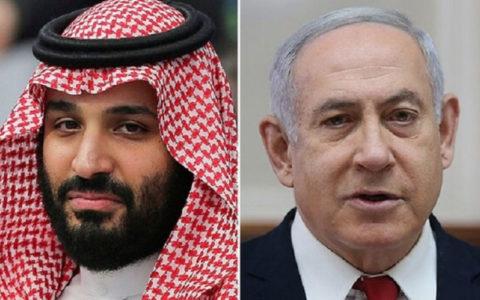 افشای برنامه دیدار نتانیاهو و بن سلمان