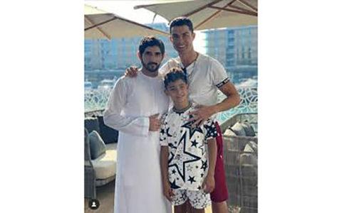 اقامت دائم امارات برای رونالدو، جوکوویچ و فیگو
