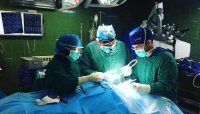 انجام ۱۰ جراحی زنده فک و صورت برای دندانپزشکان