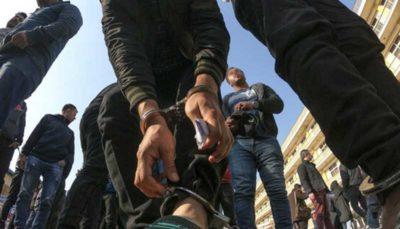 انهدام باند ۵ نفره موبایل قاپ های پایتخت