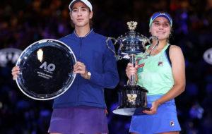 اولین گرنداسلم سال را تنیسور آمریکایی برد