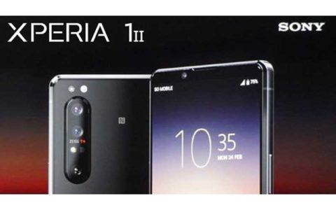 اولین گوشی نسل پنجم سونی در راه است