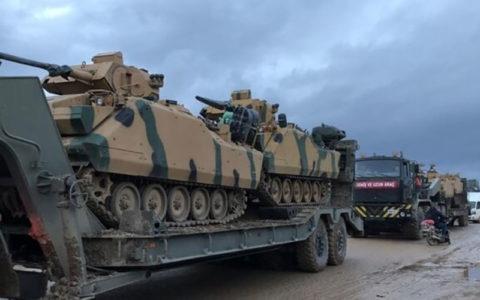 ترکیه: ۱۰۱ سرباز سوری کشته شدند/ دمشق تکذیب کرد