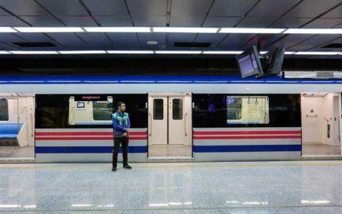 توضیح مدیرعامل مترو درباره فرد بیهوش مشکوک به کرونا در ایستگاه شریعتی