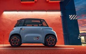 تولید خودروی برقی سیتروئن دو نفره با پرداخت ۲۲ دلار در ماه!