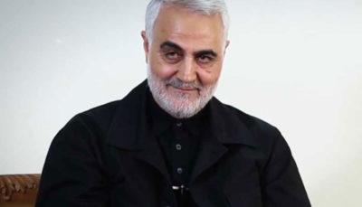 تکذیب توییت منتشر شده درباره سردار سلیمانی