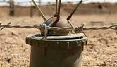 جان باختن یک چوپان براثر انفجار «مین» در خوزستان