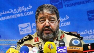 حمله سایبری اخیر به کشور از زبان سردار جلالی