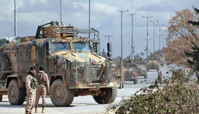 حمله روسیه به کاروان نظامی ترکیه؛ کابوس جنگ در شام